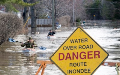 Manitoba Funding $8M in Municipal Flood Supports