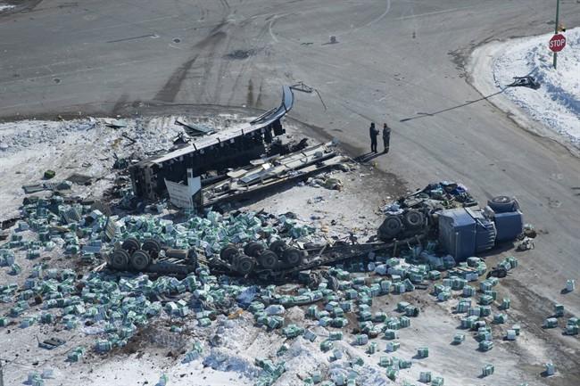 Humboldt Broncos Bus Crash