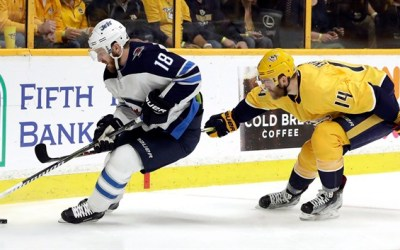 Jets Place Bryan Little on IR, Dmitry Kulikov Granted Personal Leave