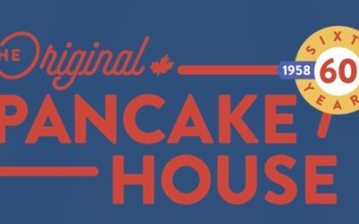 Win a $25 Gift Card as the Original Pancake House Celebrates 60 Years