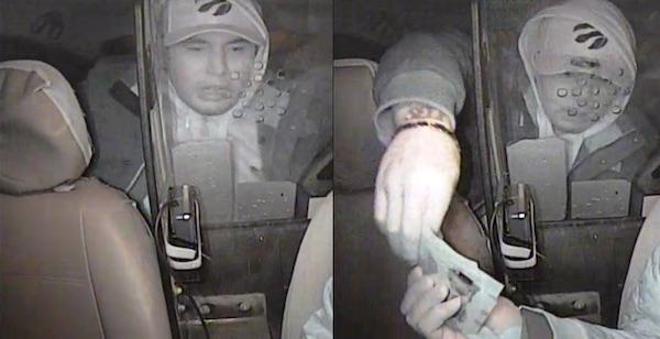 Taxi Suspect 1