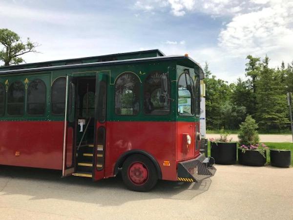 Assiniboine Park Trolley
