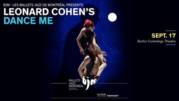 Leonard Cohen's Dance Me