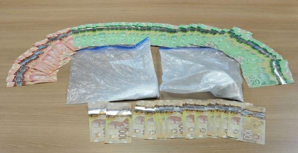 Dauphin Drugs Cash Seizure