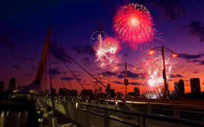 Sparking Canada Day Fireworks? Don't Forget a Permit