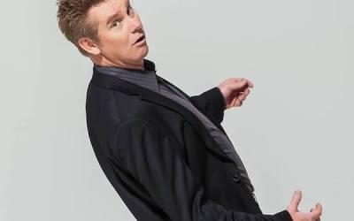 Comedian Brian Regan at The Burt This Fall