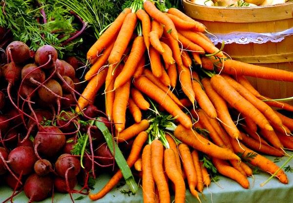 Carrots - Beets