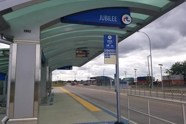 Jubilee BRT Station