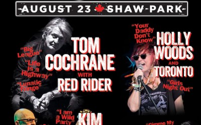 CONTEST: Win Tickets to Winnipeg Classic RockFest