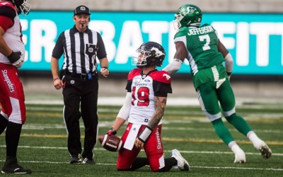 Willie Jefferson Happy to Switch Sides in Blue Bombers-Roughriders Rivalry