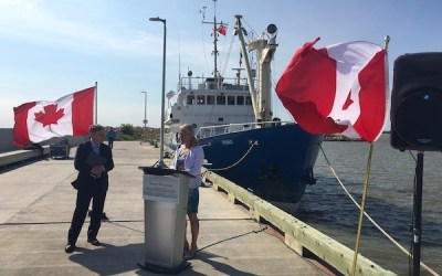 Ottawa Providing $3.8M to Improve Health of Lake Winnipeg