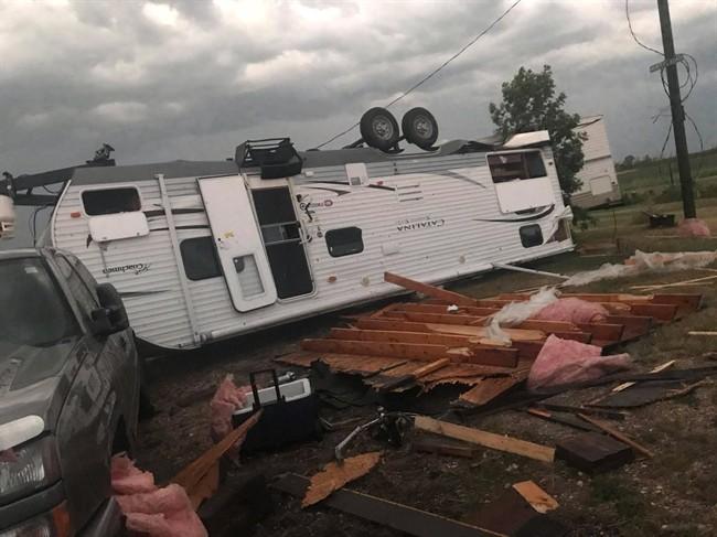 Manitoba Tornado