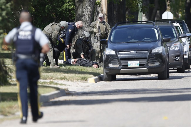 Onanole Police Shooting
