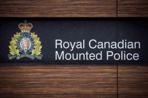 RCMP Crest Logo