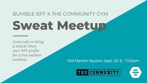 Bumble Meetup
