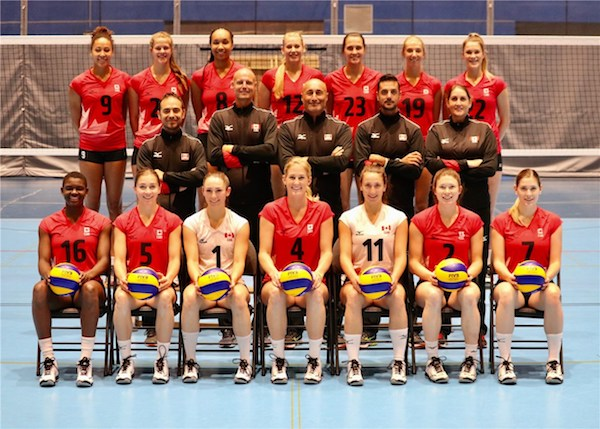Canada Women's Volleyball