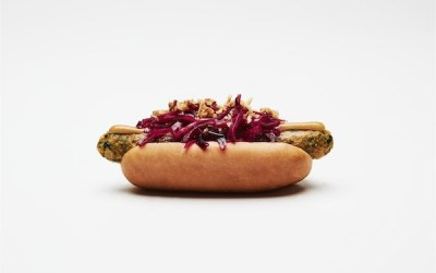 IKEA's Vegetarian Hot Dog Arrives in Canadian Stores