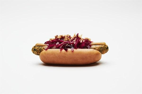 IKEA Canada Veggie Hot Dog