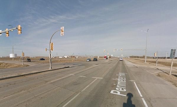 Perimeter Highway - La Salle