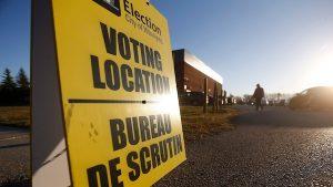 Winnipeg Election Voting