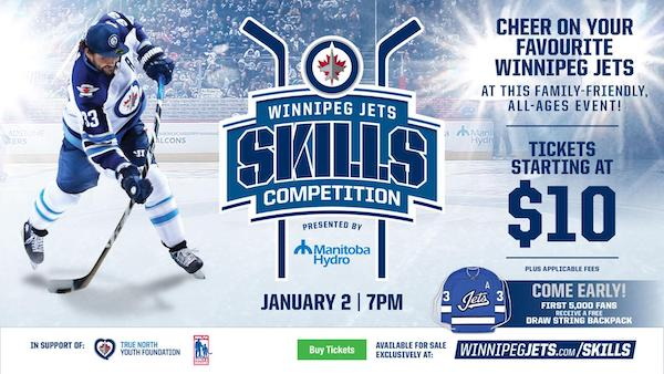 Winnipeg Jets Skills Competition
