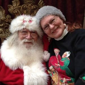 Brian Sanderson - Santa Claus