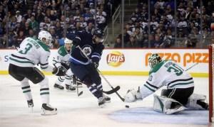 Adam Lowry - Winnipeg Jets