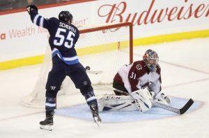 Mark Scheifele - Winnipeg Jets