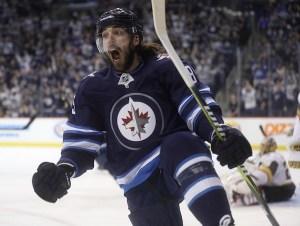 Mathieu Perreault - Winnipeg Jets