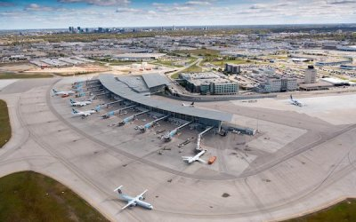 Winnipeg Airport Runway Reopening After Rehabilitation