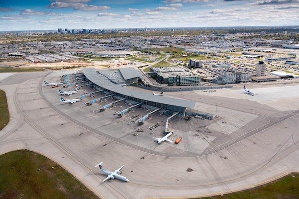 Winnipeg James Richardson International Airport