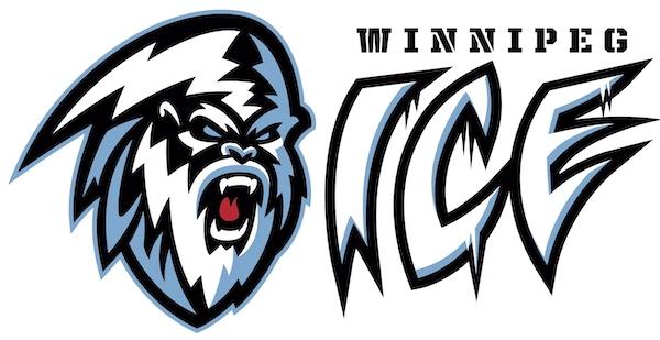 Winnipeg Ice Logo