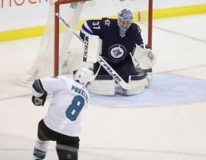 Connor Hellebuyck - Winnipeg Jets