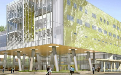 HSC's New $233M Women's Hospital Has Delivery Date
