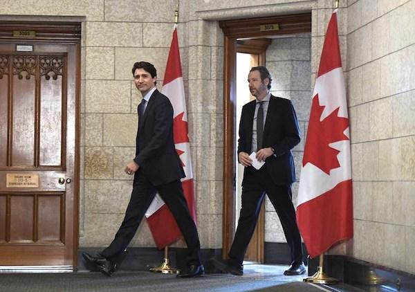 Justin Trudeau - Gerald Butts