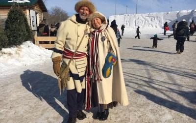 Louis Riel Day Brings Out Thousands to Festival du Voyageur