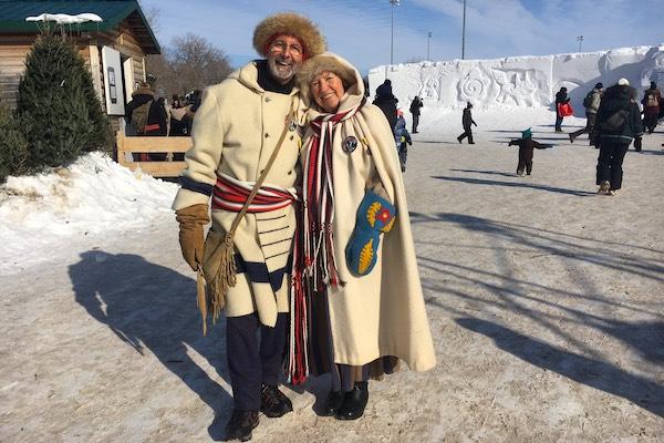 Marc and Aline Rémillard