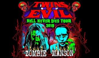 Marilyn Manson - Rob Zombie Tour