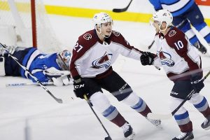 Winnipeg Jets - Colorado Avalanche