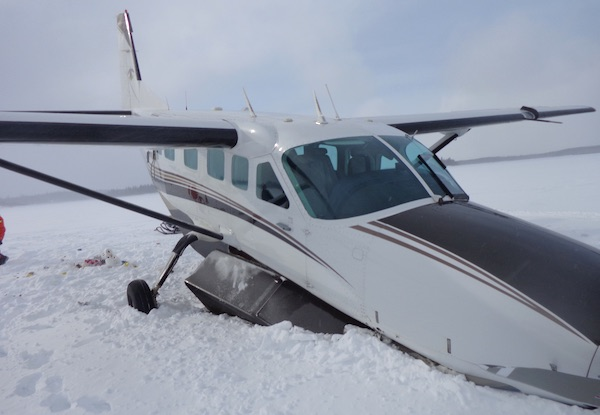 Little Grand Rapids Plane Crash