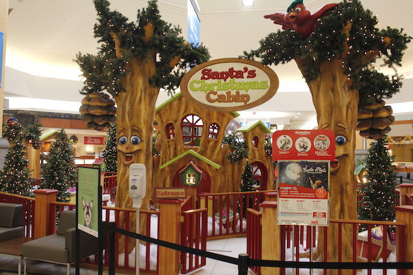 Santa's Christmas Cabin