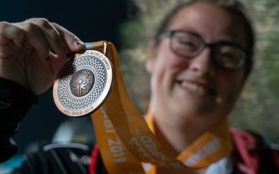 Manitoba's Special Olympics Athletes Return from World Games with Hardware Loot