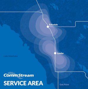 CommStream Internet