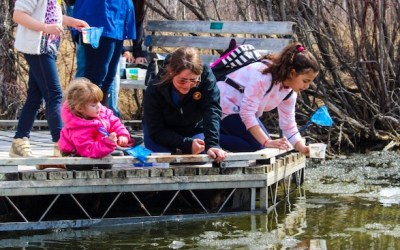 Earth Day Activities a Family Affair at FortWhyte Alive