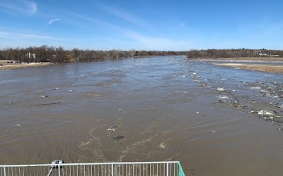 Red River Floodway Being Activated as Southern Manitoba Braces for Winter Storm