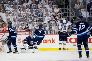Winnipeg Jets - St. Louis Blues