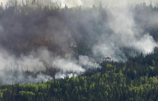 Alberta Fire