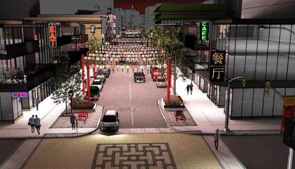 Chinatown Development