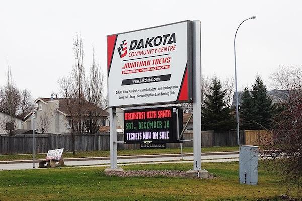 Dakota Community Centre