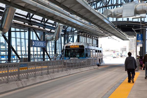 Osborne Street BRT Station